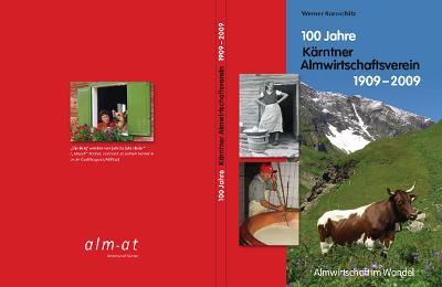 100 Festzeitschrift Kärntner Almwirtschaft