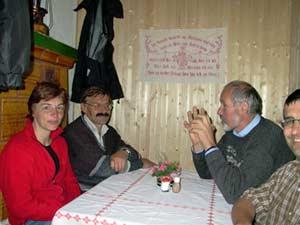 2004.06.16 ALP AUSTRIA 1. Almexkursion Erfahrungsaustausch