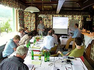 2004.06.15 ALP AUSTRIA 3. Workshop-Gliederung in Almregionen