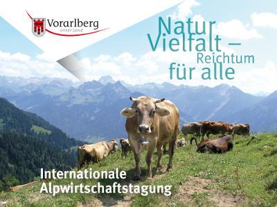 Einladung zur Internationalen Alpwirtschaftstagung 2014