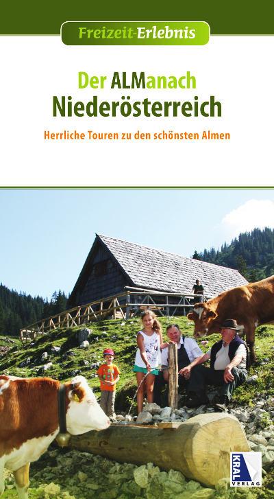 Almanach Niederösterreich Cover 2015