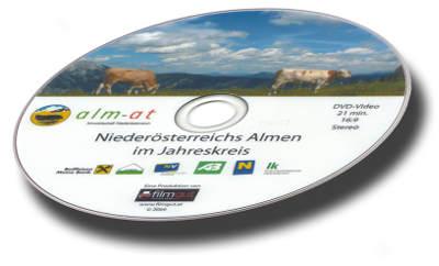 Niederoesterreichische Almen im Jahreskreis DVD