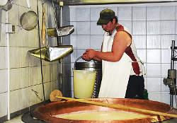 Herstellung von almprodukten
