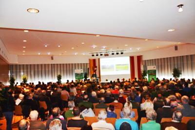 Jahreshauptversammlung Almwirtschaftsverein 2017