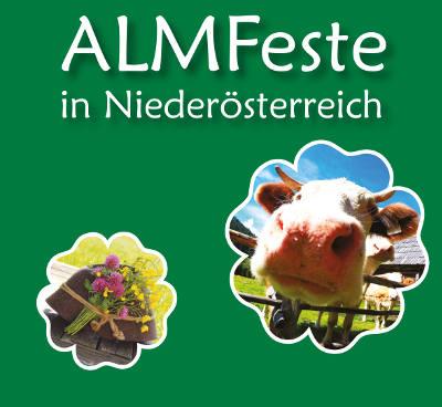 Almfeste in Niederösterreich